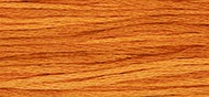 F6-2228 Pumpkin Weeks Dye Works 6-Strand Cotton Floss